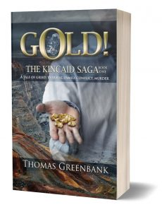 GOLD! An Australian Family Saga/Drama Novel
